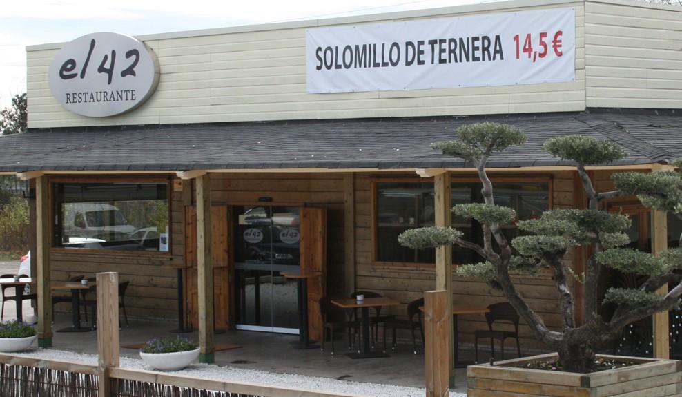 Restaurante el 42 - Salida Km. 42 A6
